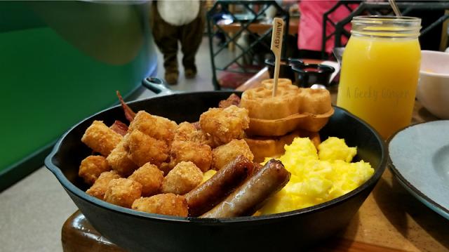 Gluten-Free At Walt Disney World: Garden Grill