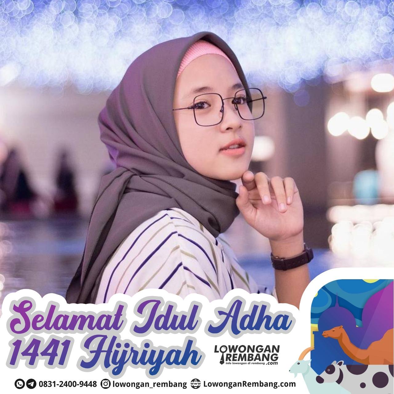 Buat Ucapan Selamat Idul Adha 1441 Hijriyah / 2020 Masehi Versi Foto Ter-Kece-mu