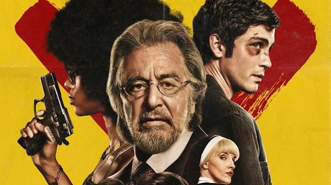 Usta Aktör Al Pacino İle Bir Nazi Avı Hikayesi
