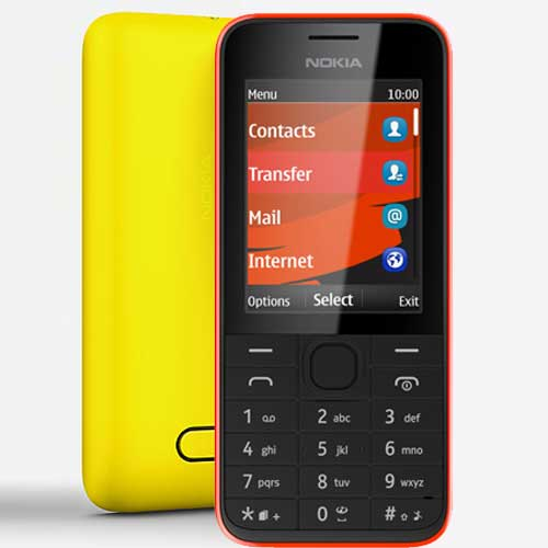 Nokia 207 official pictures