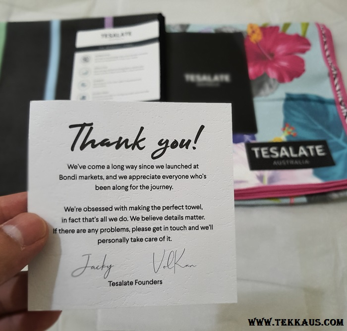 High Quality Workout Towel From Tesalate