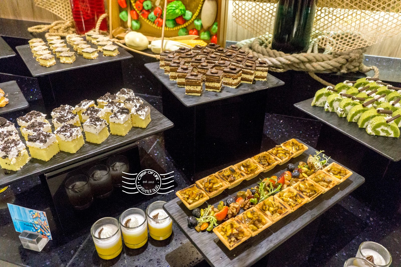 Iconic Hotel Buffet