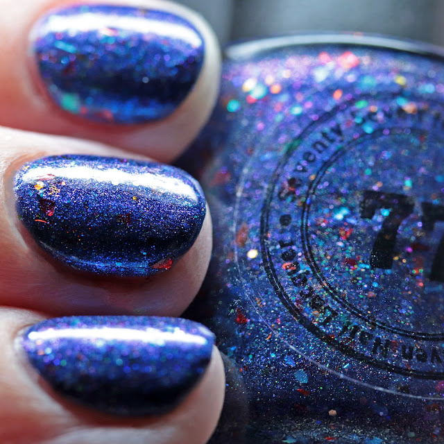 Seventy-Seven Nail Lacquer Halloween 2020