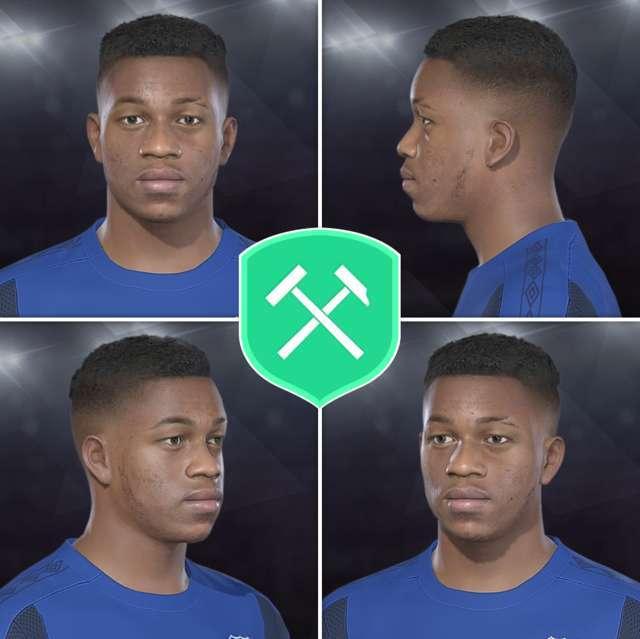 Ademola Lookman Face PES 2018