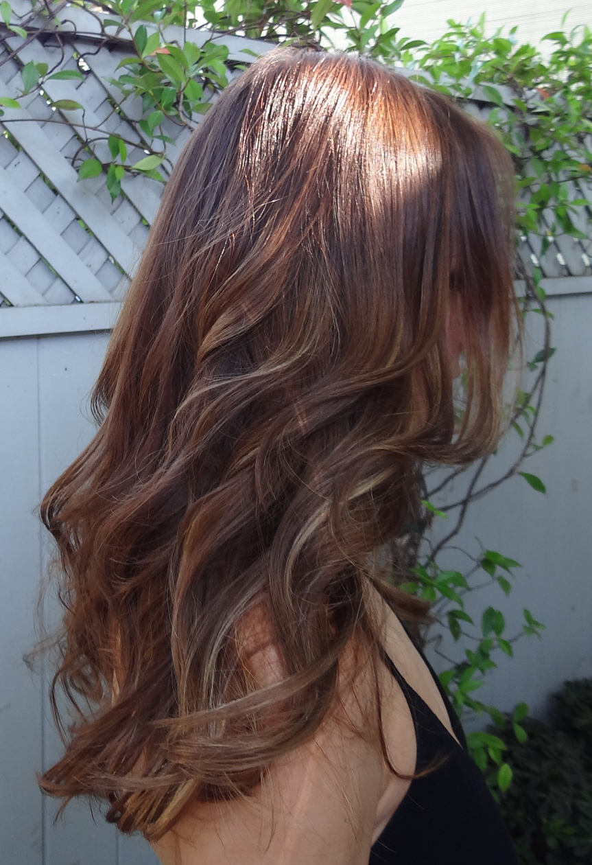 48 interesting brown hair color shades hairstyles hairstylo brown hair colors nvjuhfo Choice Image