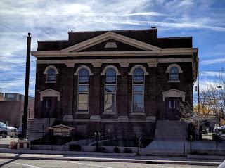 Faith Temple Church of God in Christ, Rapid City, South Dakota