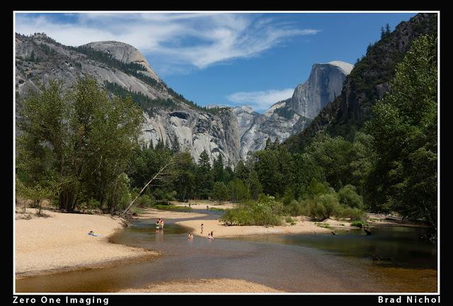 Super Resolution Test image, Yosemite, Sony NEX5n