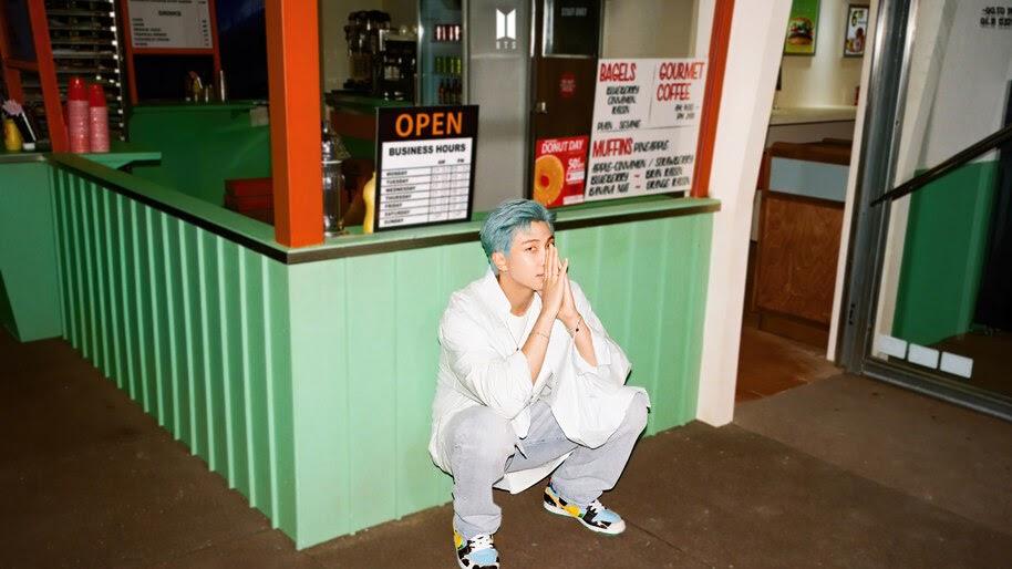 BTS, Dynamite, RM, 4K, #3.2609