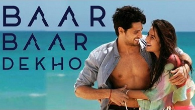 Baar Baar Dekho Full Movie