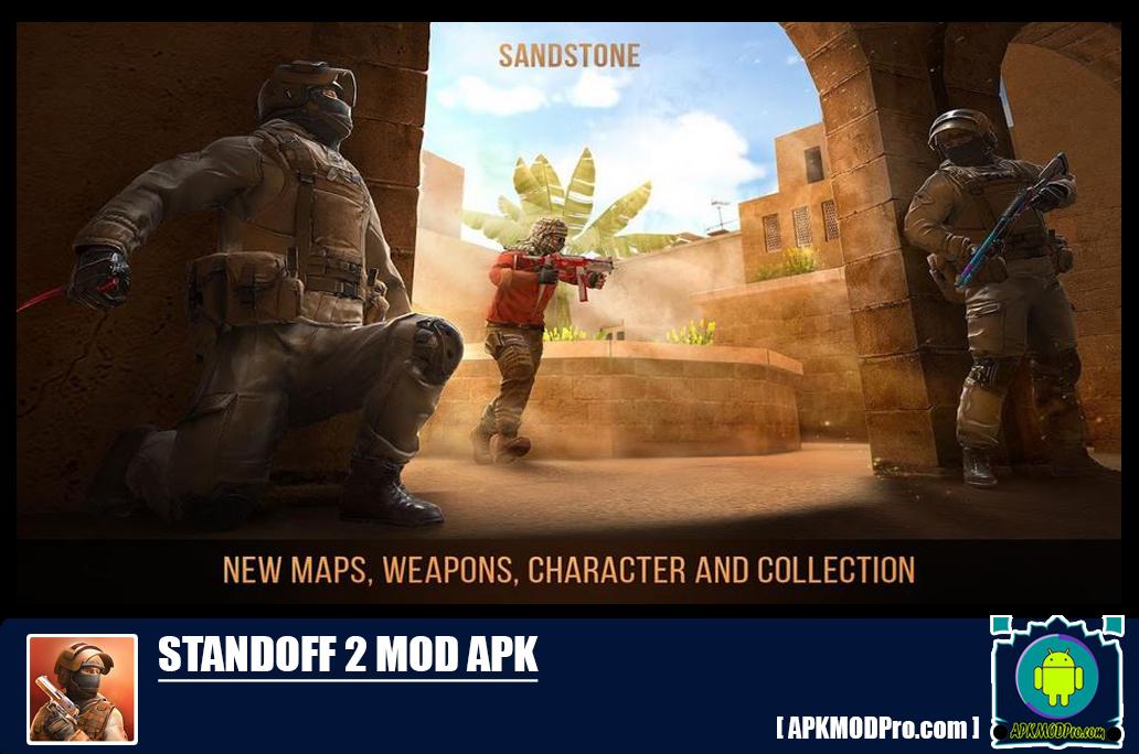 Download Standoff 2 MOD APK