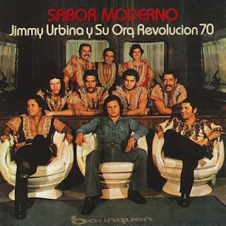 SABOR MODERNO - JIMMY URBINA Y REVOLUCION 70 (1975)