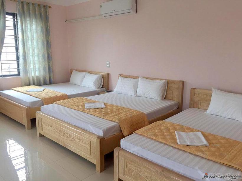 15 Nhà nghỉ Quảng Ninh giá rẻ đẹp gần biển, gần Bãi Cháy Hạ Long