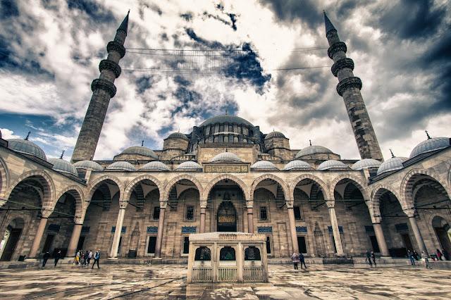 Moschea del Sultano Solimano il Magnifico (Suleymaniye Camii)