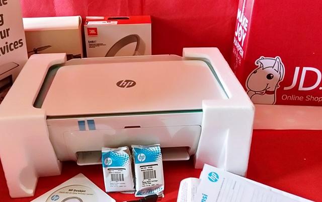 Fitur Unggulan, Spesifikasi dan Harga HP DeskJet 2623 All in One Wifi di JD.ID