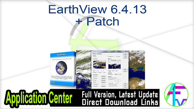EarthView 6.4.13 + Patch