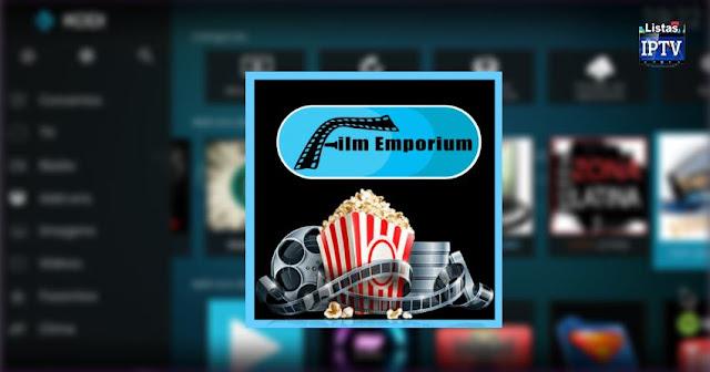 """Como Instalar o Add-on """"Film Emporium"""" no KODI - Filmes e Séries da UK e USA"""