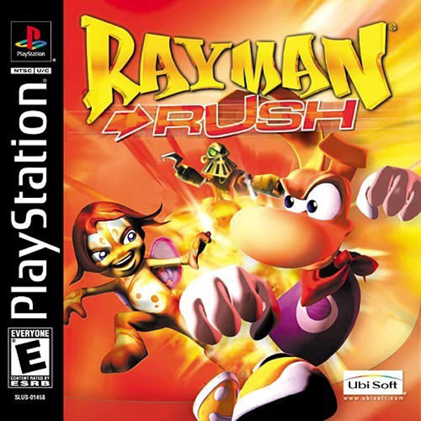 Rayman Rush - PS1 - ISOs Download
