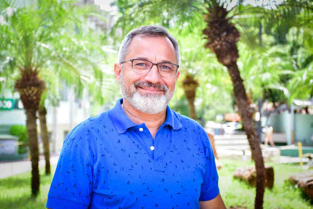 O ex-morador de rua Cláudio José Donato afirma que o seu sentimento é o de ter chegado muito longe, onde nem poderia imaginar