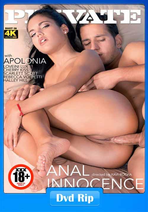 [18+] Private Anal Innocence xXx 2017 480p DVDRip 600MB x264
