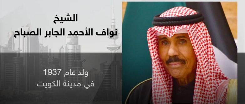 الشيخ نواف الاحمدي الجابر أمير الكويت
