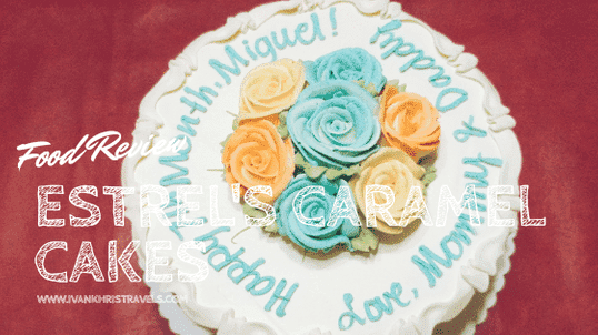 Estrel's Caramel Cakes: making celebrations even more special