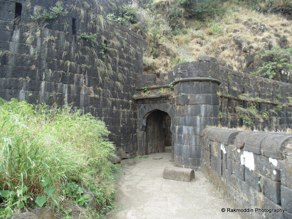 Bike Ride to Lohagad fort near Lonavala