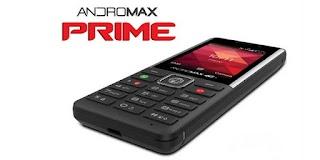 Smartfren Andromax Prime, Featured Phone dengan Dukungan 4G LTE dan Wi-Fi