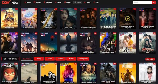 12 Situs Streaming Film Gratis Terbaru Dan Terupdate Pengganti INDOXXI
