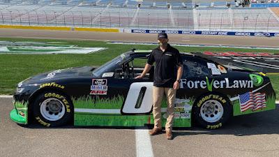 ForeverLawn Welcomes Jarrett Logistics to #NASCAR Partnership