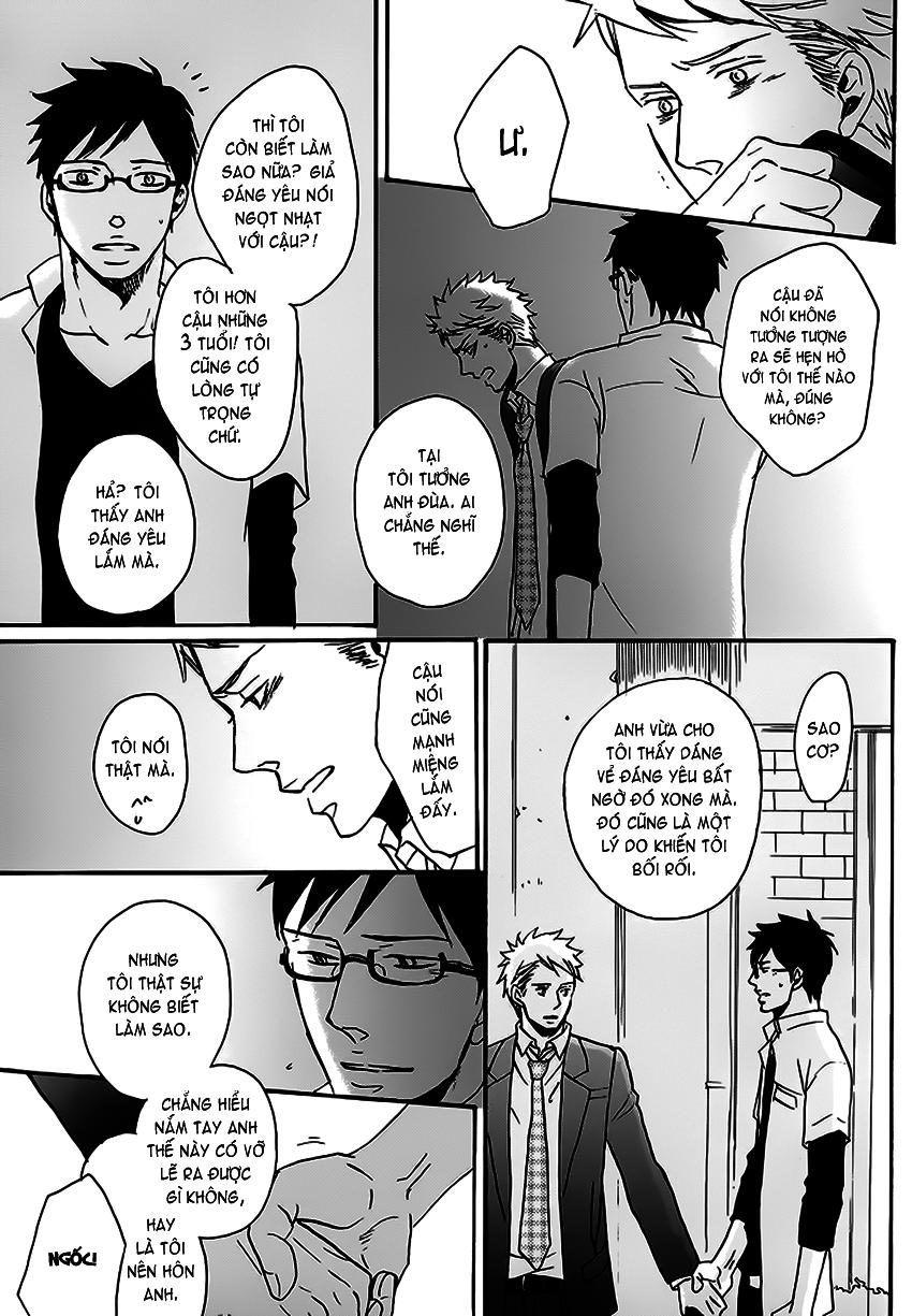 Trang 35 - Dù Thế Nào Em Vẫn Yêu Anh--EXTRA 3--[ShuShi Group] (- Yoneda Kou) - Truyện tranh Gay - Server HostedOnGoogleServerStaging