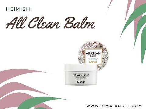 Review Heimish All Clean Balm - Cocok untuk Acne Prone Skin