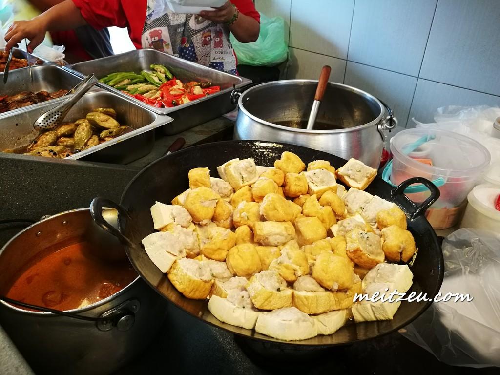 The kota kinabalu food guide.