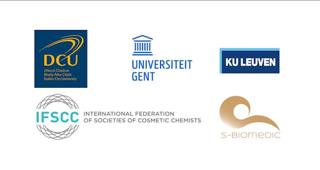 Dublin City University, Ghent University, KULeuven, IFSCC, S-Biomedic