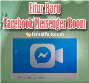Begini Cara Menggunakan Fitur Facebook Messenger Room