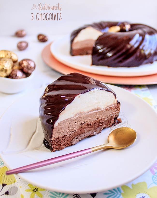 recette gateau paques 3 chocolats