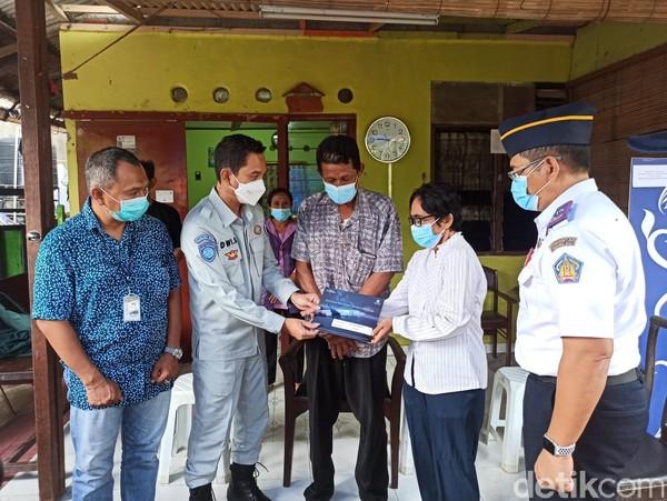 53 Ahli Waris Korban Sriwijaya Air SJ-182 Dapat Santunan Jasa Raharja