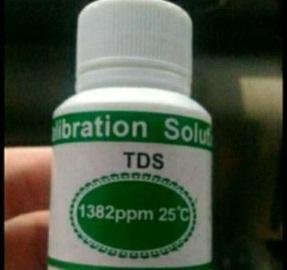 TDS kalibrasi