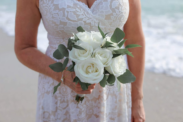 north captiva island beach flowers for wedding