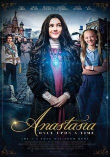 Anastasia 2020 Hindi Dubbed 480p