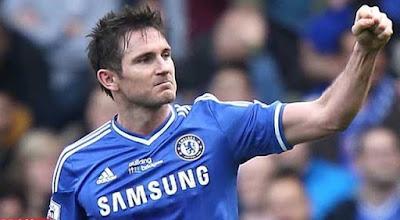 Frank Lampard (Nilai Bersih: $ 60 Juta)