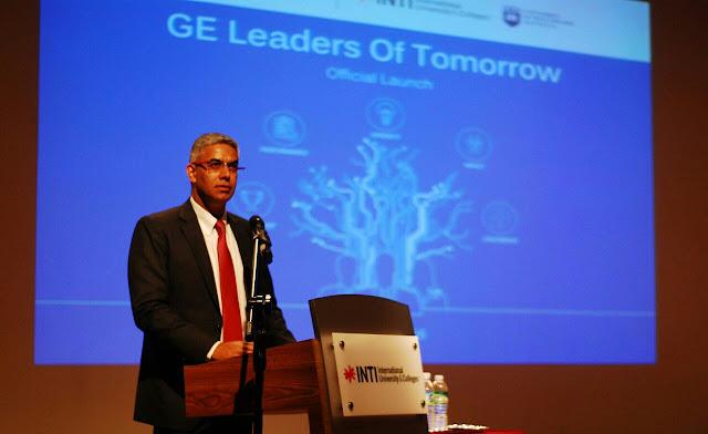 GE Leaders of Tomorrow, Vikram Cardozo, GGO Asean,
