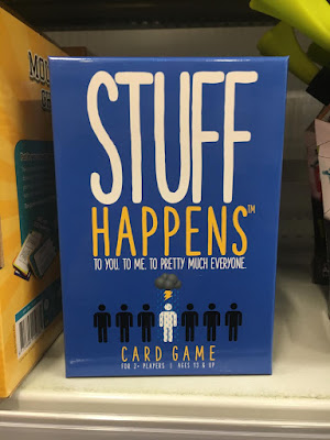 Stuff Happens Board Game Shit Happens Card Game