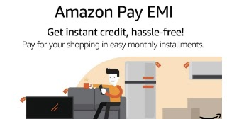 Amazon Pay EMI has been rolled out news in hindi