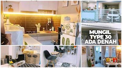 Rumah Minimalis Sederhana Nuansa Putih 1 Lantai