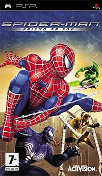 Descargar Spider-Man Friend or Foe para psp gratis mega mediafire