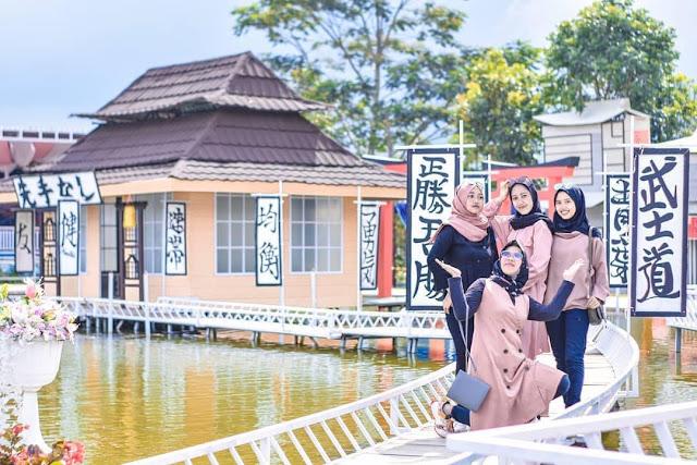 Harga Tiket Masuk Dan Lokasi Taman Bunga Celosia Semarang Terbaru