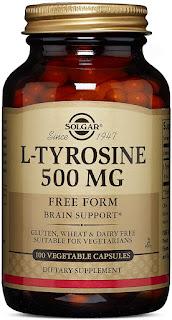 Solgar L-Tyrosine
