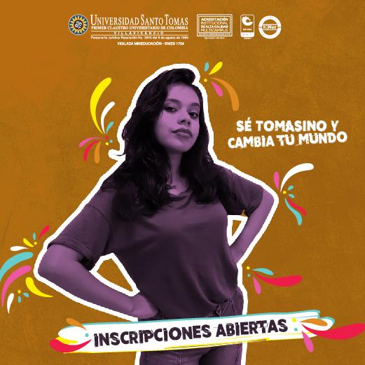 Universidad Santo Tomás abre inscripciones