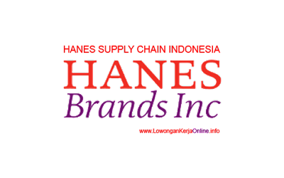 Loker PT Hanes Supply Chain Indonesia