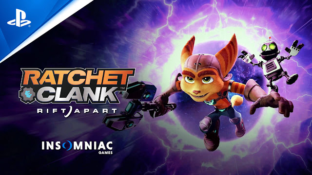 ratchet & clank rift apart release date ps5 exclusive 2021 third-person shooter performer insomniac games sony interactive entertainment
